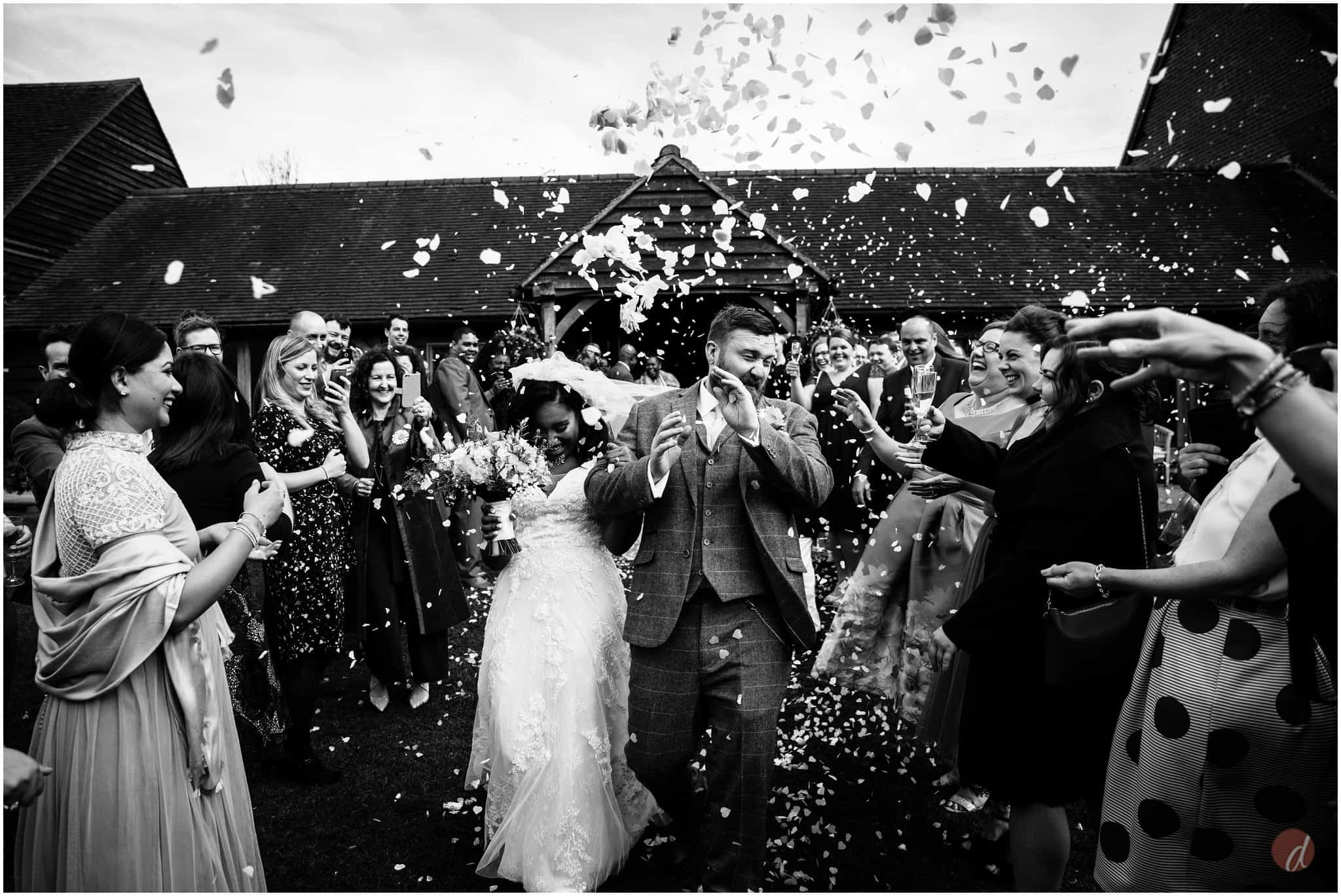 confetti cooling castle barn