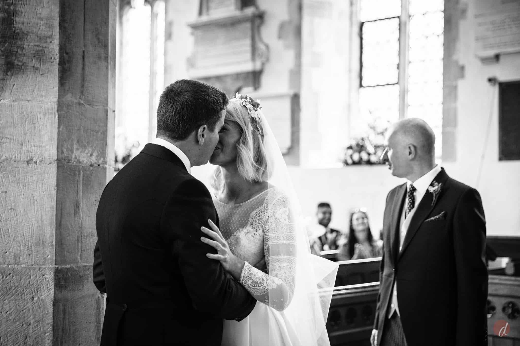 st marys lamberhust wedding photographs