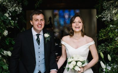 Flora & Rory | A Westminster wedding