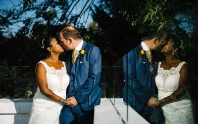 Bev & Stuart's wedding | Belair House East Dulwich