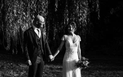 Emma & Matt's wedding at The Plough at Leigh