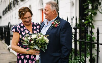 Antoinette & Michael | Islington Town Hall